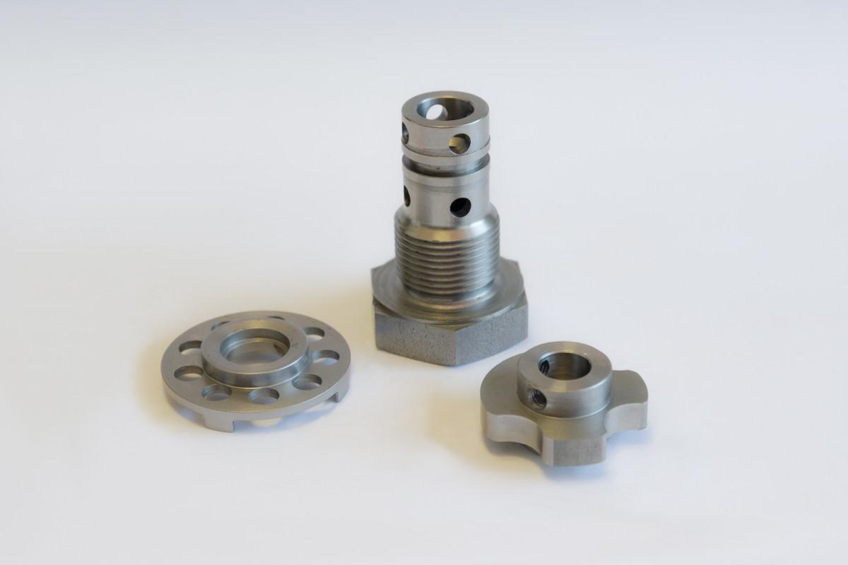 lavorazioni meccaniche in acciaio inox su misura
